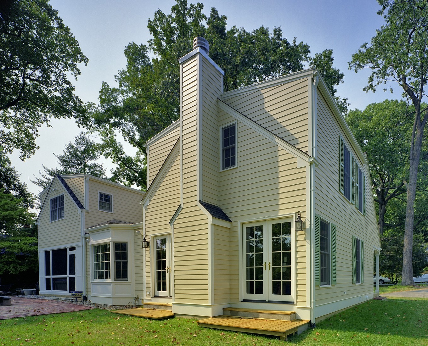 Chevy Chase MD Exterior Remodeling