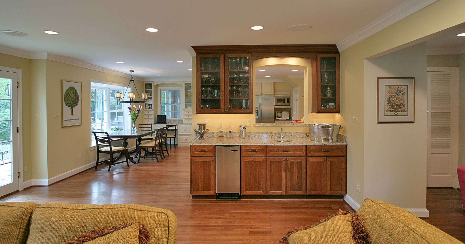 chevy chase maryland whole house remodeling kitchen remodeling - Kitchen Remodeling Maryland