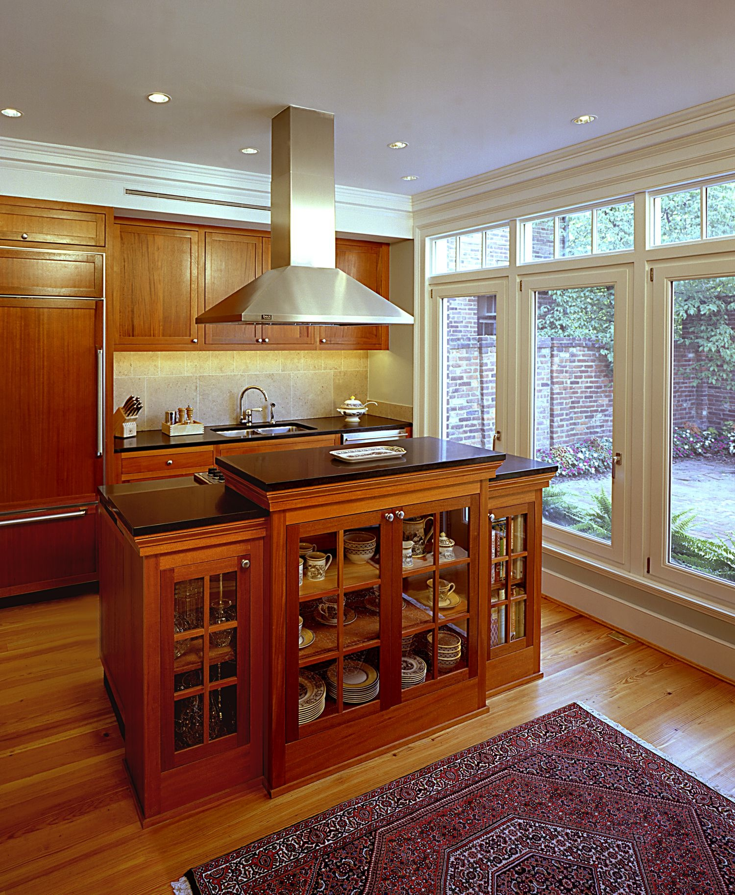 Kitchen Cabinets Alexandria Va: Alexandria VA Historical Renovation