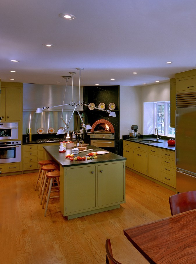 Falls Church Virginia - Kitchen Remodeling - Kitchen Addition - Pizza Oven - Interior Exterior Remodeling - Z (3)