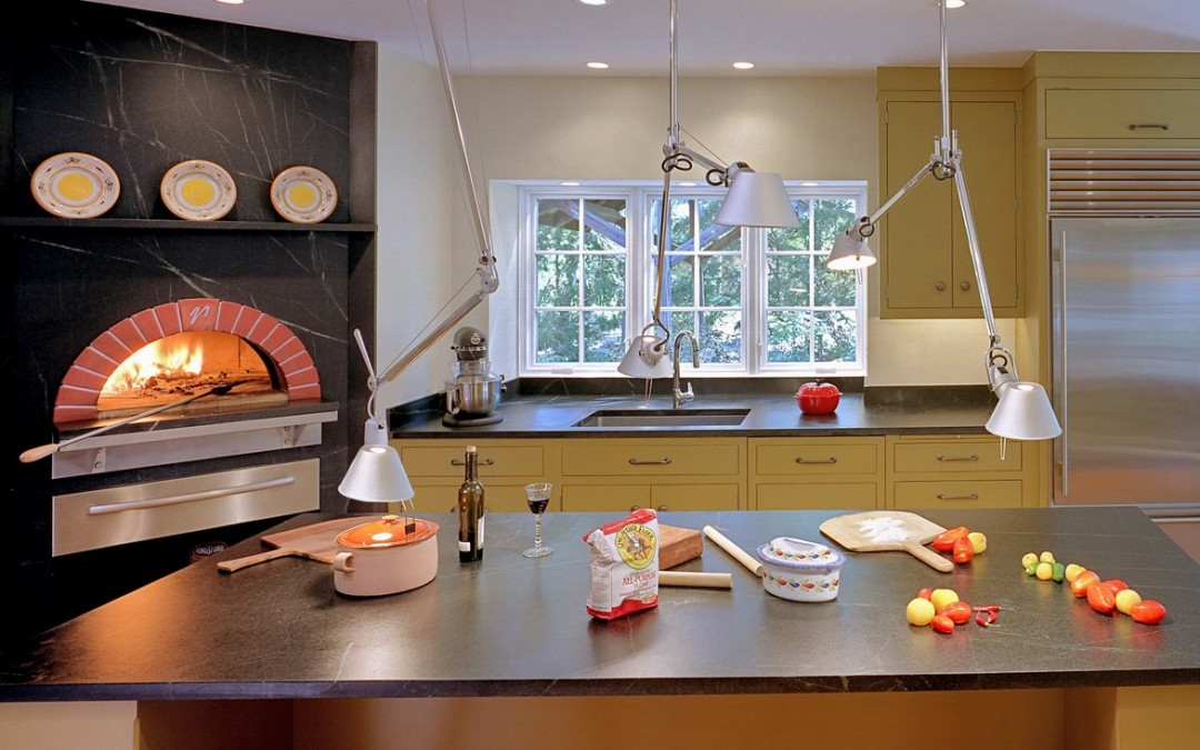 Falls Church Virginia - Kitchen Remodeling - Kitchen Addition - Pizza Oven - Interior Exterior Remodeling - Z (7)