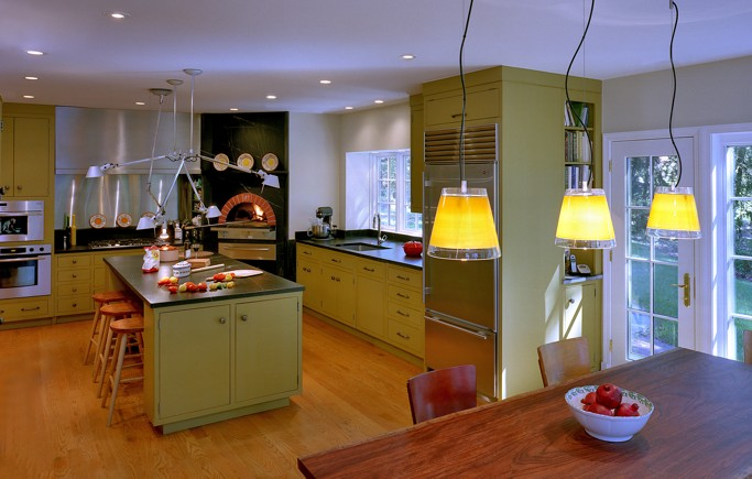 Falls Church Virginia - Kitchen Remodeling - Kitchen Addition - Pizza Oven - Interior Exterior Remodeling - Z (9)