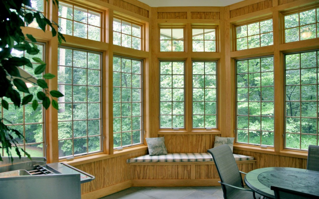 Potomac Maryland - Four Season Sunroom Addition - Interior Exterior Remodeling - Y (26)