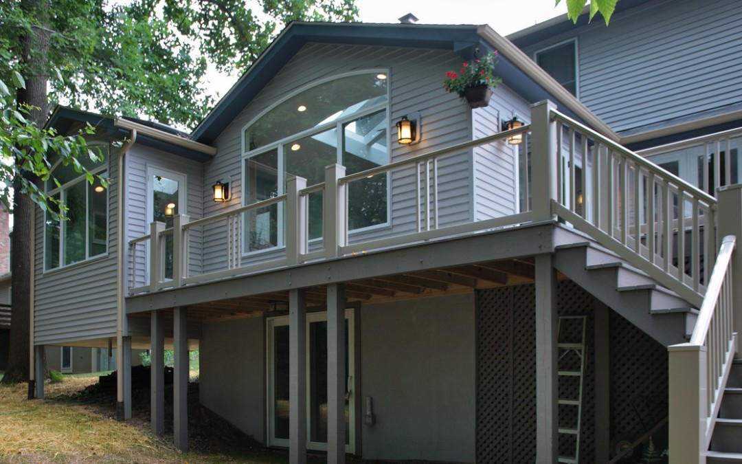 Silver Spring Maryland - Sunroom Addition - Deck - Interior Exterior Remodeling - M (1)