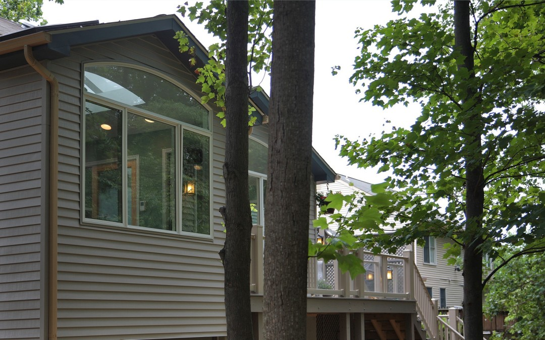 Silver Spring Maryland - Sunroom Addition - Deck - Interior Exterior Remodeling - M (11)