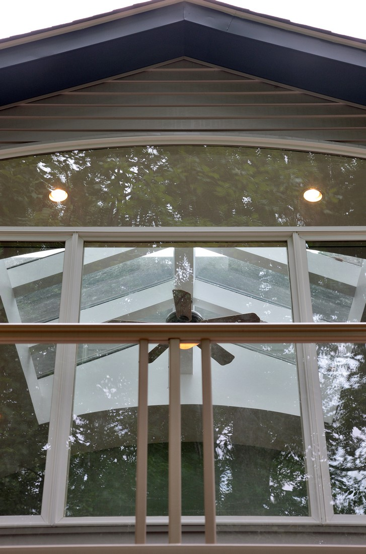 Silver Spring Maryland - Sunroom Addition - Deck - Interior Exterior Remodeling - M (16)