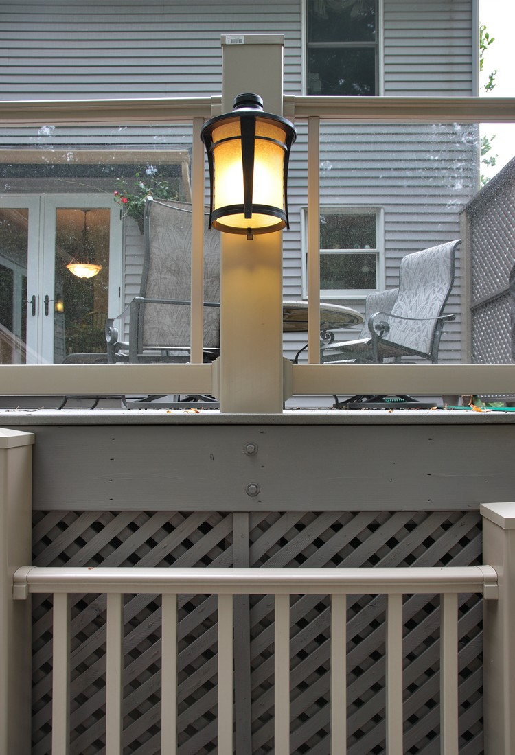 Silver Spring Maryland - Sunroom Addition - Deck - Interior Exterior Remodeling - M (17)