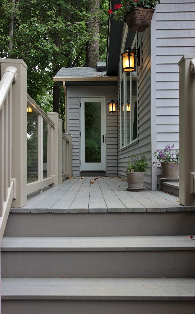 Silver Spring Maryland - Sunroom Addition - Deck - Interior Exterior Remodeling - M (18)