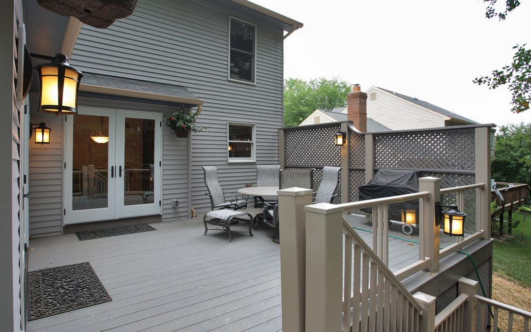 Silver Spring Maryland - Sunroom Addition - Deck - Interior Exterior Remodeling - M (27)