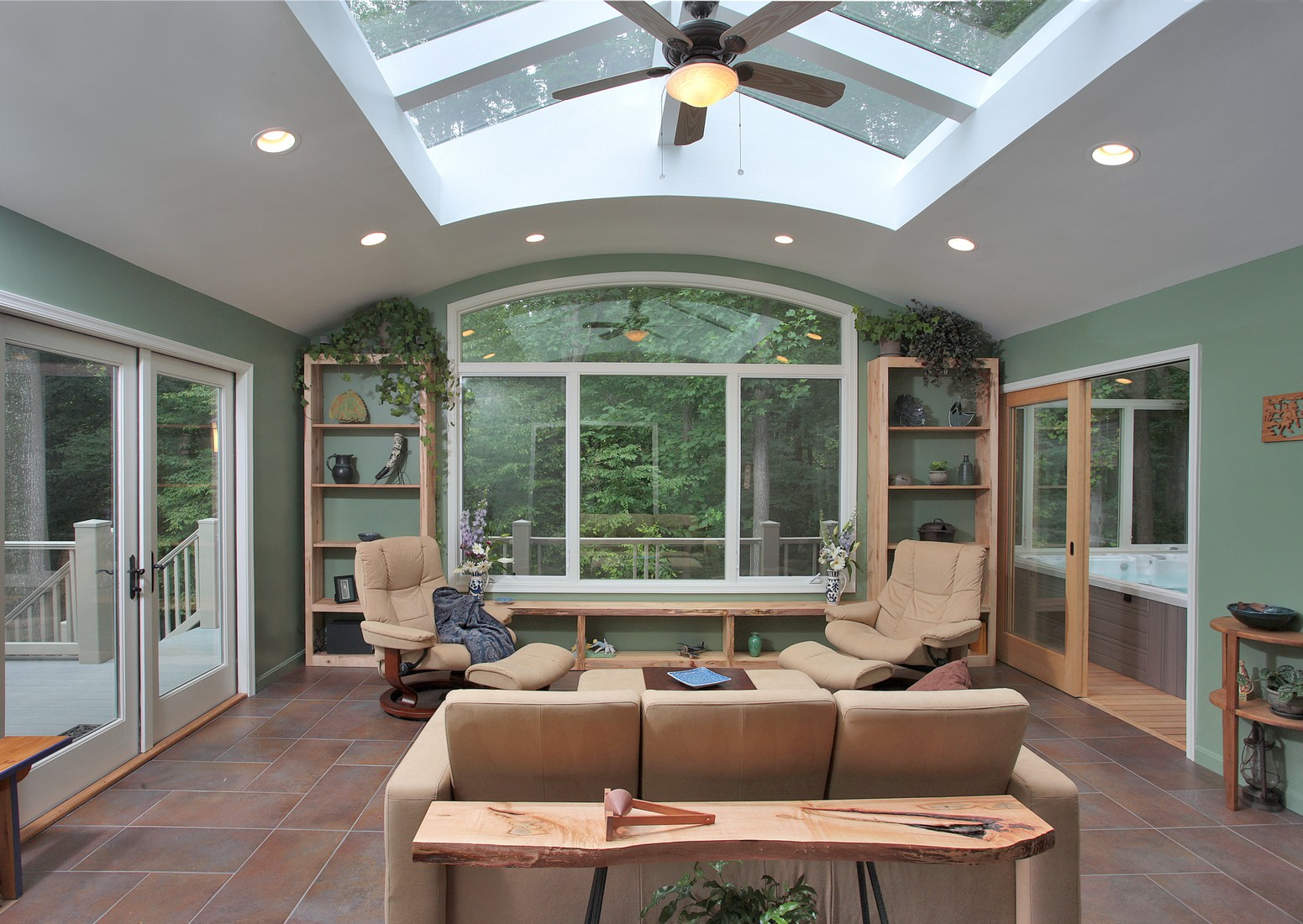 Silver spring maryland additions Solarium design