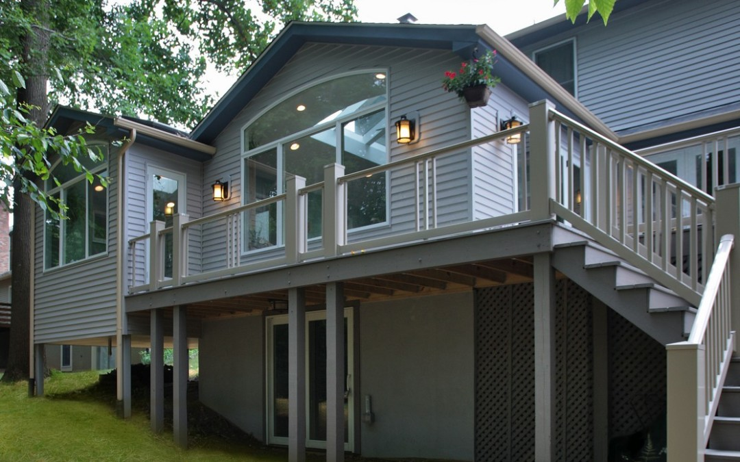 Silver Spring Maryland - Sunroom Addition - Deck - Interior Exterior Remodeling - M (67)
