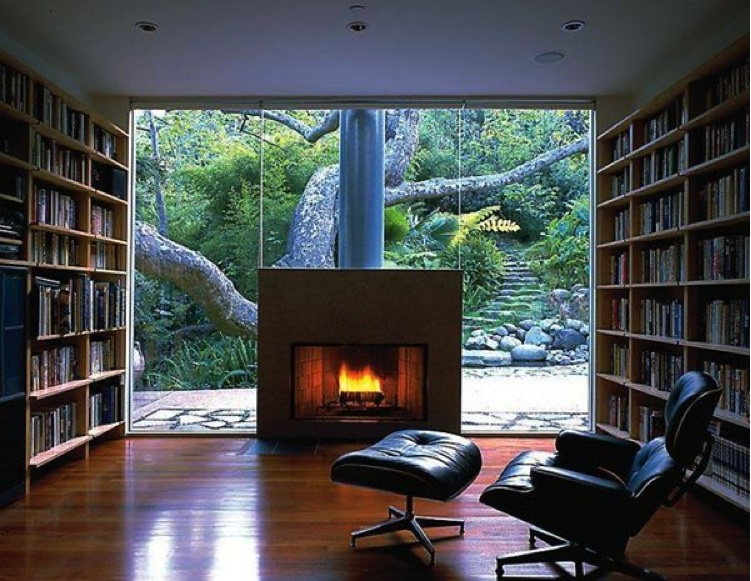 Man Cave With Fireplace : Father s day men their man caves kingston builders